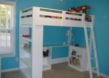 Giường trẻ em an toàn sức khỏe GTE-003